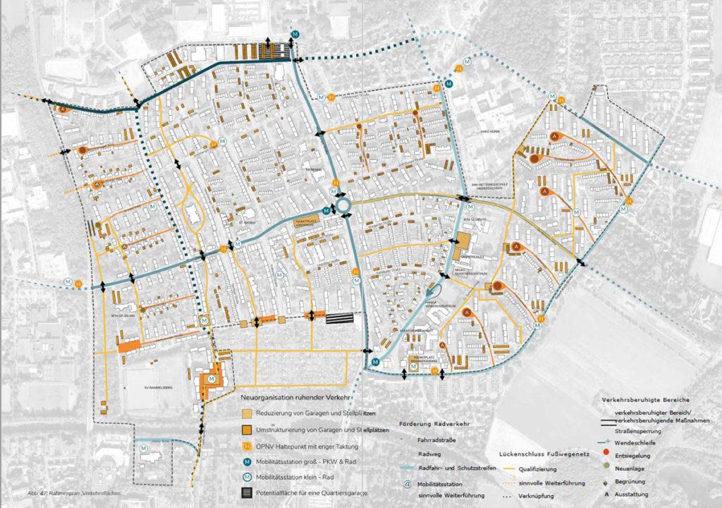Goslar Rahmenplan