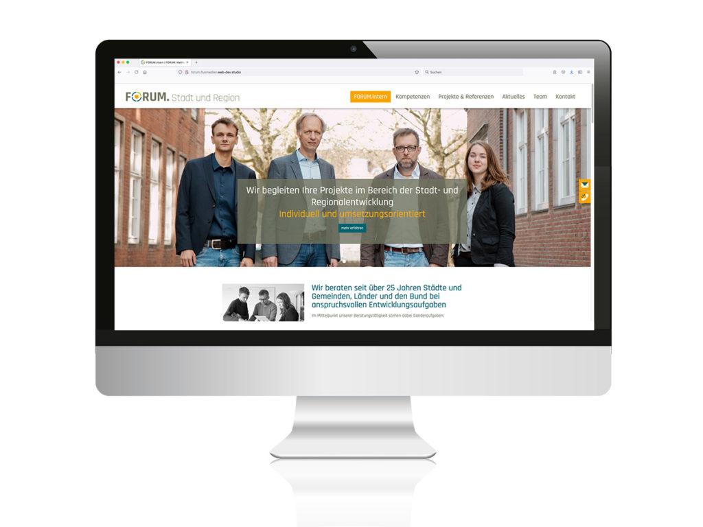 Forum Webseite 2021